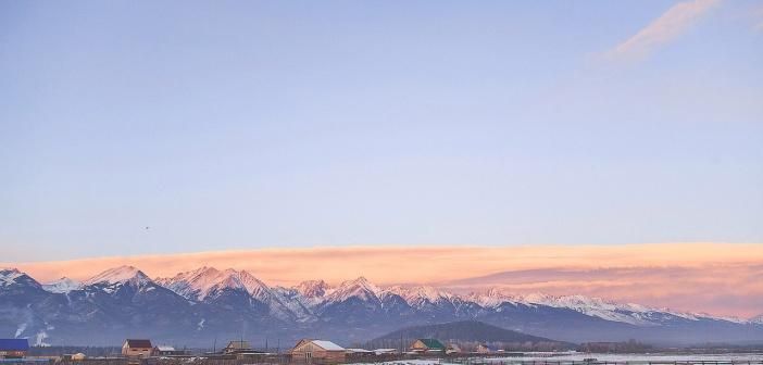 Зимний Аршан, Бурятия Фото: Александр Данадоев