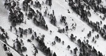 Вид на Торгашинский хребет с видовки на скале Такмак, Красноярские Столбы Фото: instagram nnjjkk1