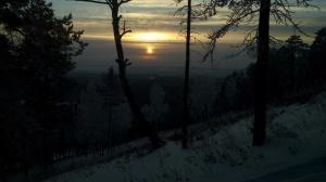 Нижнеудинский район, Иркутская область, фото