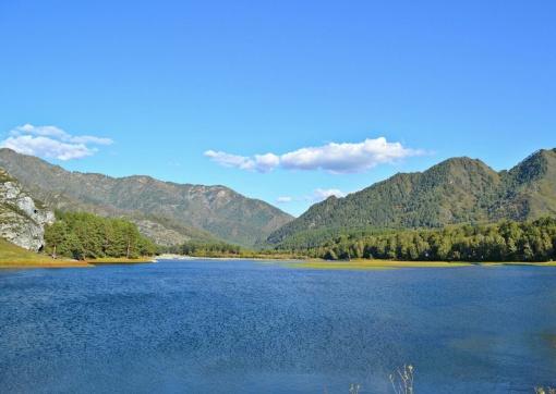 Чемальская ГЭС, Республика Алтай, Фото