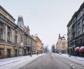 Тихое утро на ул. Карла Маркса, Иркутск  Фото: instagram xd_alexey