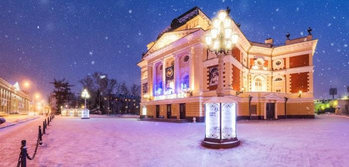Вечерний Иркутск Фото: Алексей Байфа