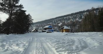 село Шаманка, Иркутская область, Шелеховксий район, фото