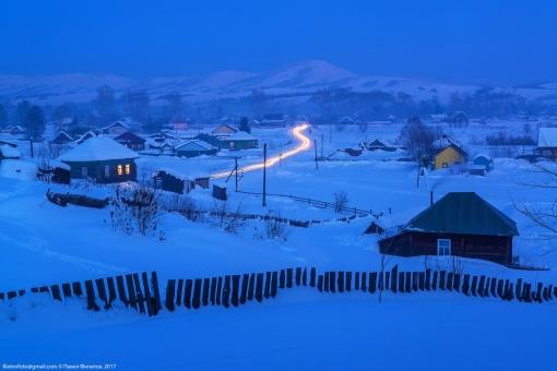 Красногорское, Гора Елтош, Алтайский край, Фото