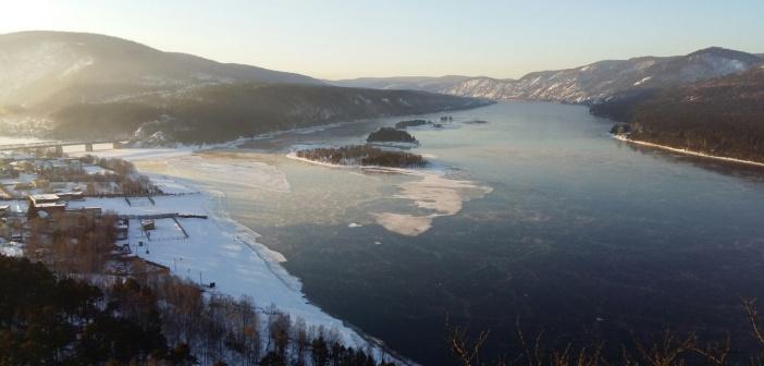 Пос. Усть-Мана, Красноярский край.   фото: Денис Вольф