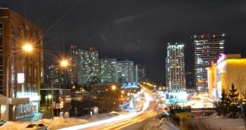 Новосибирск   фото: Андрей Лучшев