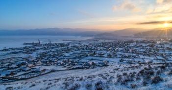 Поселок Култук, Иркутская область, Фото