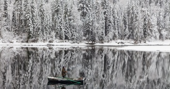 Река Бия, Телецкого озера, Алтай, Фото