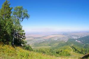 Белокуриха, Алтайский край, Скала Церковка, Чергинский хребет, гора Круглая, фото