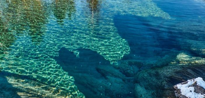 Жидкая бирюза. Голубые озера, Алтай   фото: Инна Смирнова