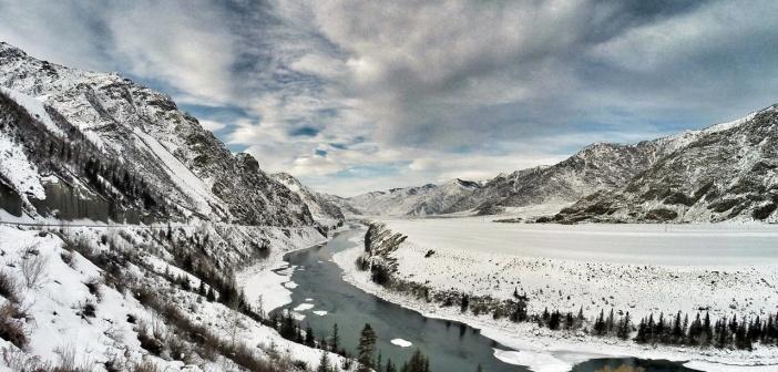 Winter Altay   фото: Aleksey Aleksey