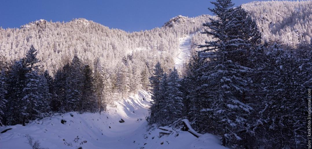 Хребет Борус, Западный Саян, Фото