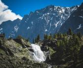 Водопад Куйгук, Алтай 2013.  Фото: Роман Воробьев
