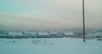 Город Шагаан-Арыг, Республика Тыва, фото