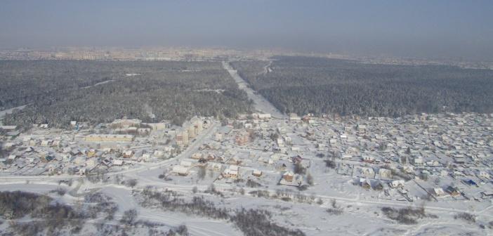 Алтайский край, г. Барнаул.   фото: Евгений Соломахин