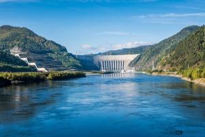 Саяно-Шушенская ГЭС, Фото