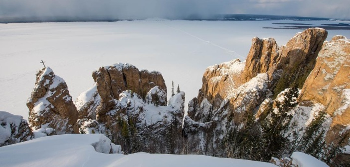 Ленские Столбы, Якутия Фото: instagram cheremkin