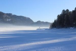 Телецкое озеро, Артыбаш, фото