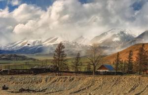 Курайский хребет, Алтай, Фото