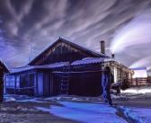 Томская область, поселок Сайга.  Автор фото: Вадим Бояринов.