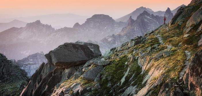 Перевал Птица, Ергаки, Красноярский край Фото: instagram rafael_gatiyatullin