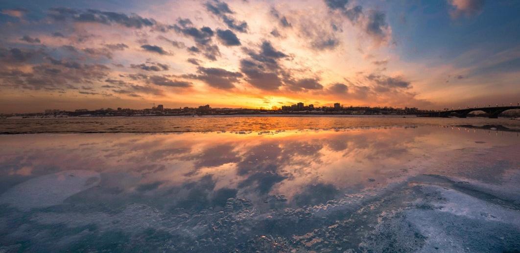 Ангара, Фото