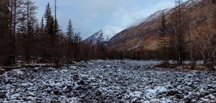 Долина лавовых озер, Бурятия Фото: Анна Дмитриева