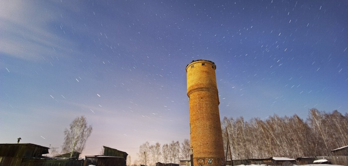 С. Рыбное. Красноярский край Фото: Марк Базуев