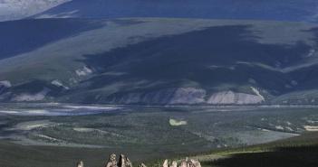 Горы Кисилях, Якутия, Фото