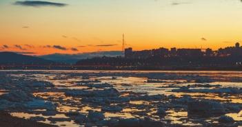 Красноярск, Енисей, Фото