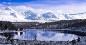 Озеро Киделю, Республика Алтай, Улаганский район, Улаганский перевал, фото