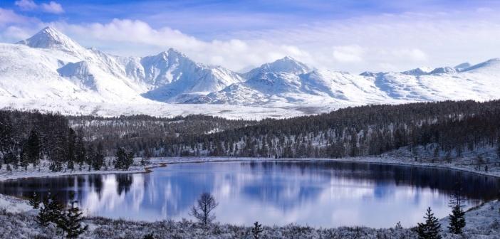 Озеро Киделю. Республика Алтай, Улаганский район, Улаганский перевал. фото: Дмитрий Дудукин