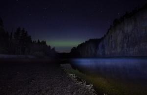 Синяя, Ленские столбы, Фото