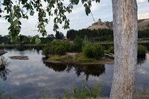 Бурятия, Юбилейный, Баргузинский район, фото