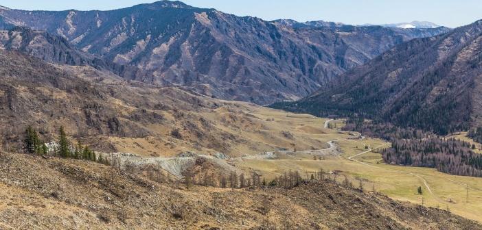 Горный Алтай, Перевал Чике-Таман, фото