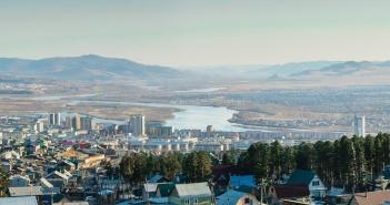 Улан-Удэ, Сибири, Фото