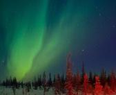 Краски Севера  Салехард, Ямал Фото: instagram anisimovphoto