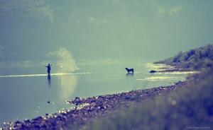 Река Томь, Кемерово, фото
