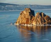 Немного зимнего Байкала в ленту) Фото: instagram chanipat