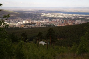 Чита, Забайкальский край, Высокогорье, фото