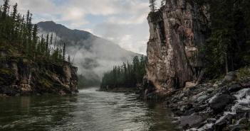 Река Китой, Восточный Саян, Иркутская область, Фото