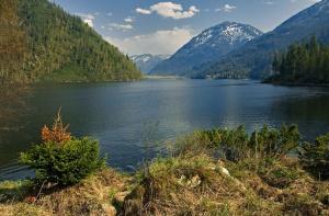 Озеро Соболиное, Бурятия, фото
