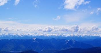 Саянские горы, Борус, Фото