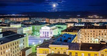 Норильск, фото