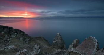 Саган-Хушун, Байкал