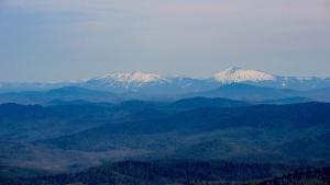 Абаканский хребет, Саяны, Хакасия, Салоп, Фото