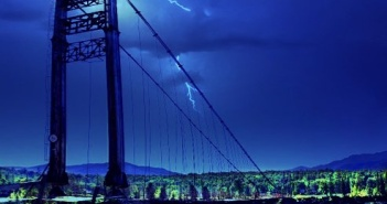 Мост через Катунь