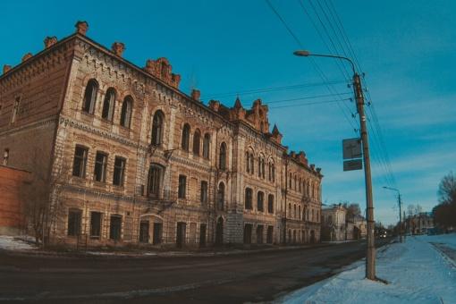 Дом Вильнера, Минусинск, Красноярский край, фото