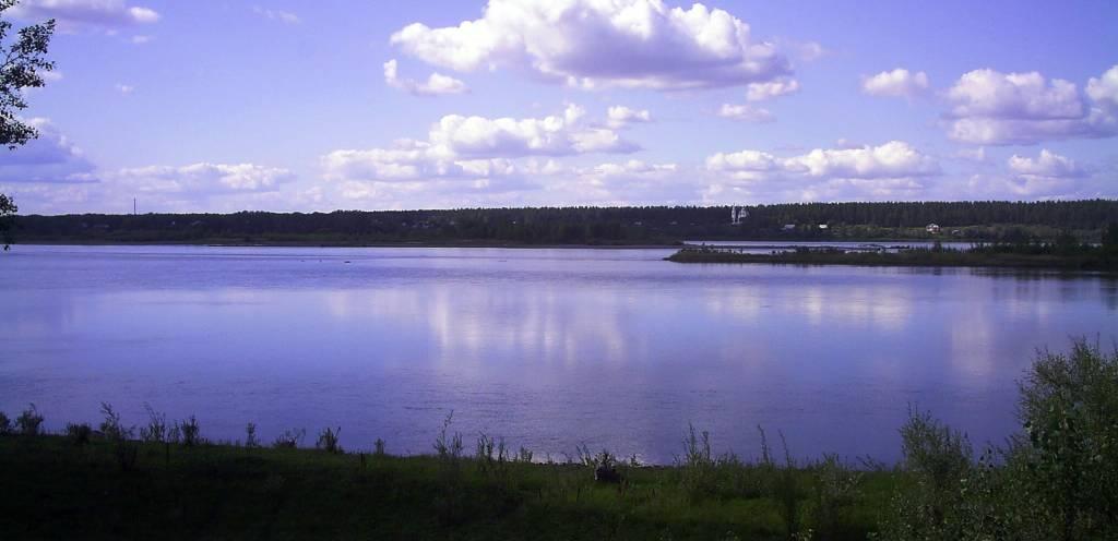 Обь. Река Западной Сибири.
