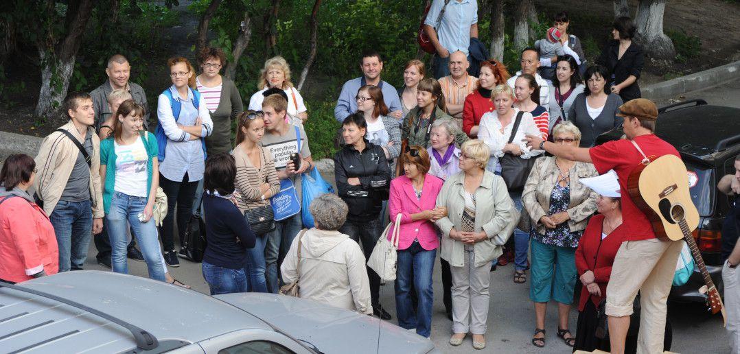 Экскурския. Музеи Новосибирска.